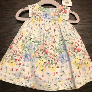 Brand new dress from Janie and jack size 3-6 mons